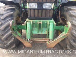 Wilson Eng. Fold-Up Front Linkage to suit Most John Deere 10 series