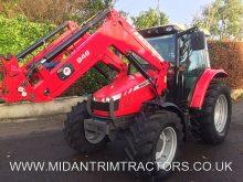 Massey Ferguson 5440 Hi-Vis cw Q46 loader