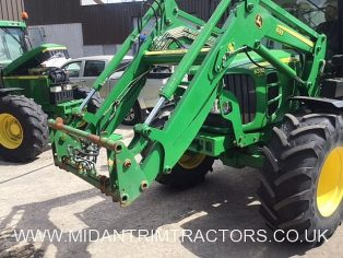 John Deere Trima/sms Headstock to suit JD 633