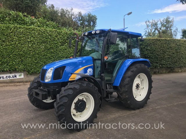 2009 New Holland T5050 Dual Command | Mid Antrim Tractors