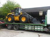 JCB 414 'S' Farm Master ready for delivery