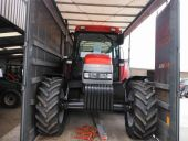 McCormick MC130 being collected for delivery to Poland